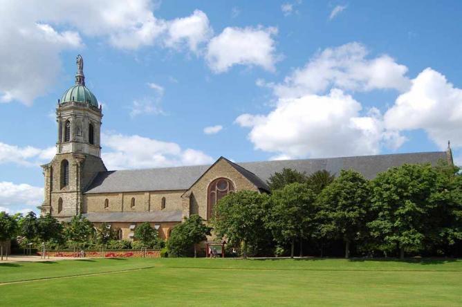 L'Eglise Notre Dame en Saint-Melaine © Pline / Wikicommons