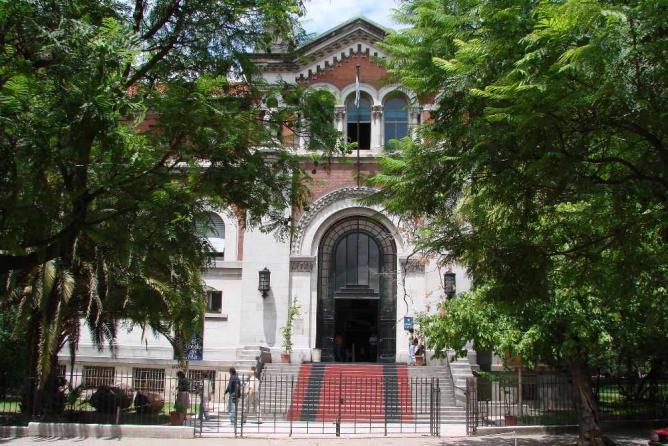 Museo Argentino de Ciencias Naturales | © Pablo Origlia/WikiCommons