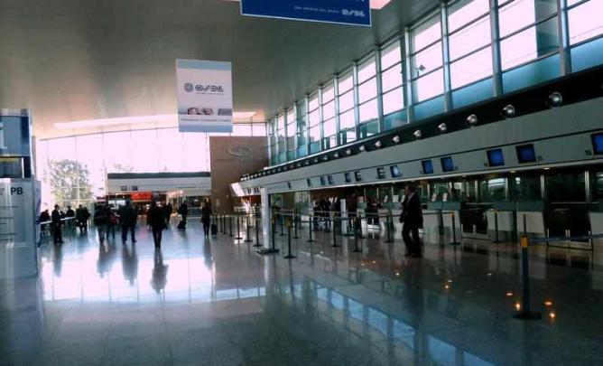 Aeropuerto de Córdoba | © Jorge Gobbi/Flickr