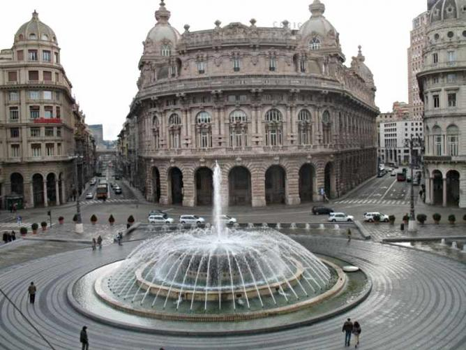 Palazzo della Borsa, Genoa | © Twice25/Rinina25/WikiCommons