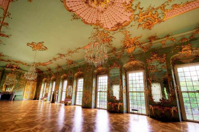 Charlottenburg Palace interior | © Carmelo Bayarcal/WikiCommons