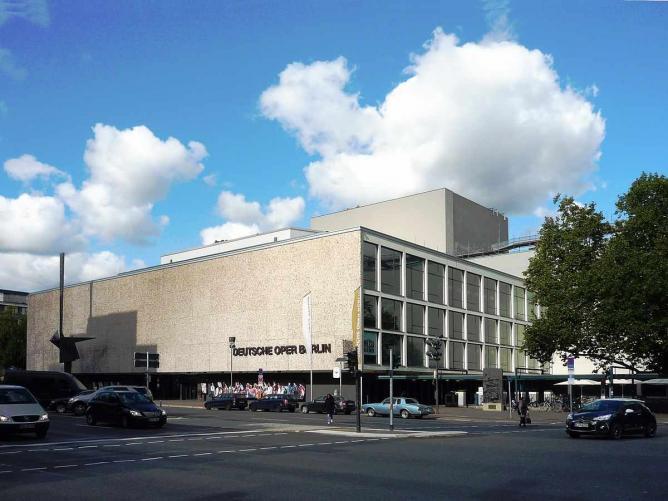 Deutsche Oper Berlin   © Manfred Brückels/WikiCommons