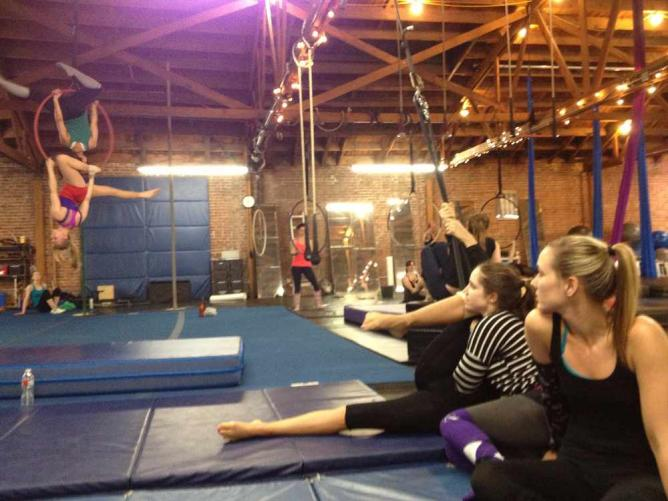 Cirque School LA | ©Pinterest