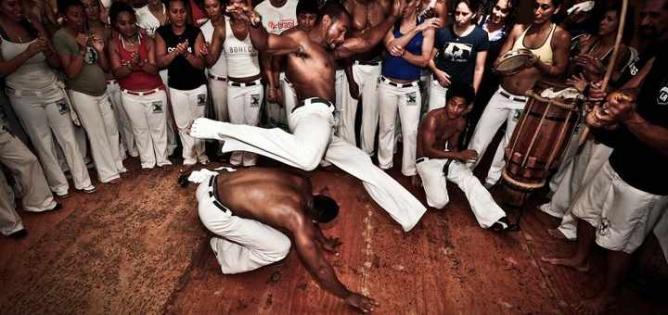 Capoeira Brasil Los Angeles | ©Tumblr