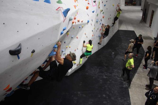 Stronghold Climbing Gym | ©StrongholdClimb