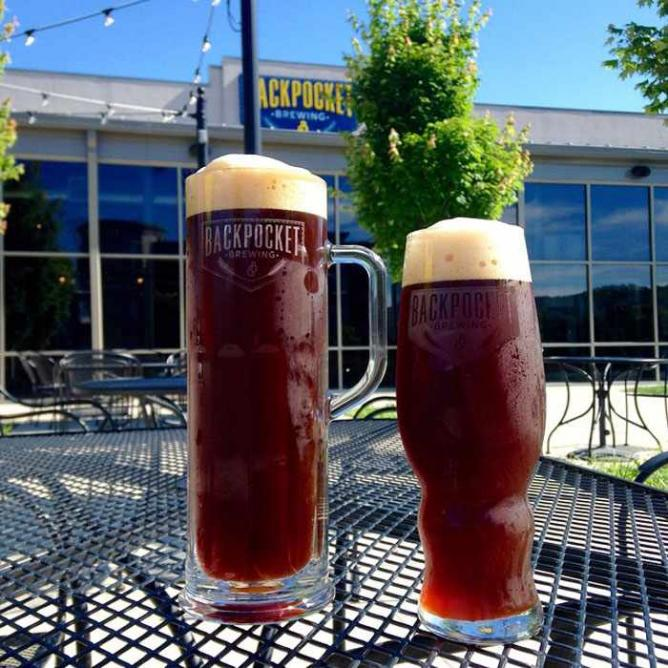 Handcrafted brews at Backpocket Brewing Company | Courtesy of Backpocket Brewing Company