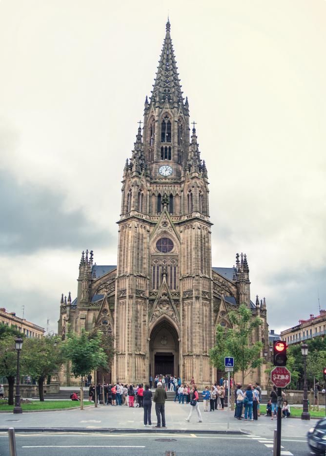 Catedral del Buen Pastor | © Juanedc/WikiCommons