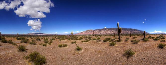 Juyjuy landscape around Salta © Mariusz Kluzniak/Flickr