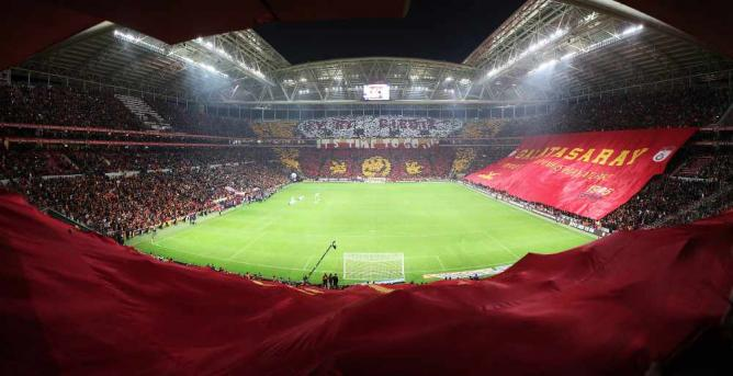 Türk Telekom Arena   © LardoBalsamico/WikiCommons