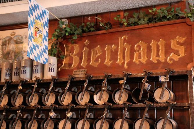 © Hofbräu Bierhaus NYC/ Hofbräu Bierhaus