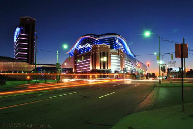 MotorCity Casino Hotel | © JVLIVS Photography/Flickr