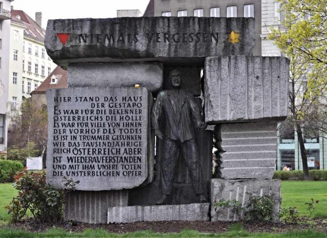Gestapo Memorial © Karsten11/WikiCommons