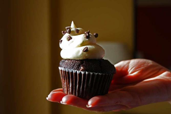 Cupcake in Charleston, SC | © Mr.TinDC/Flickr