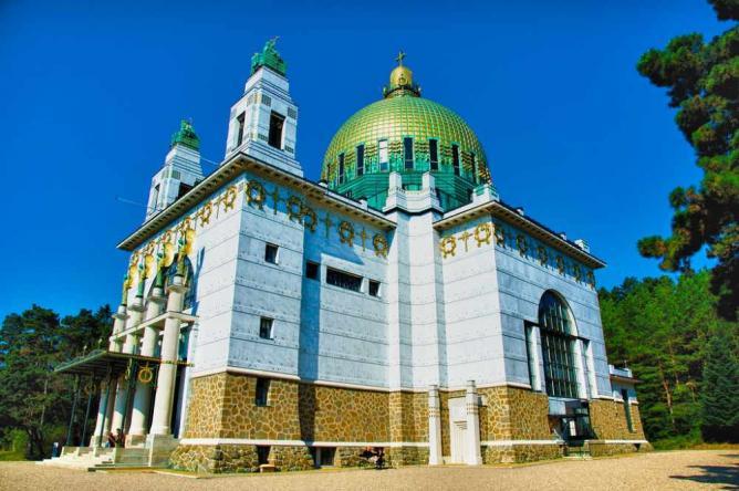 Church at Steinhof © Elf-8/Flickr