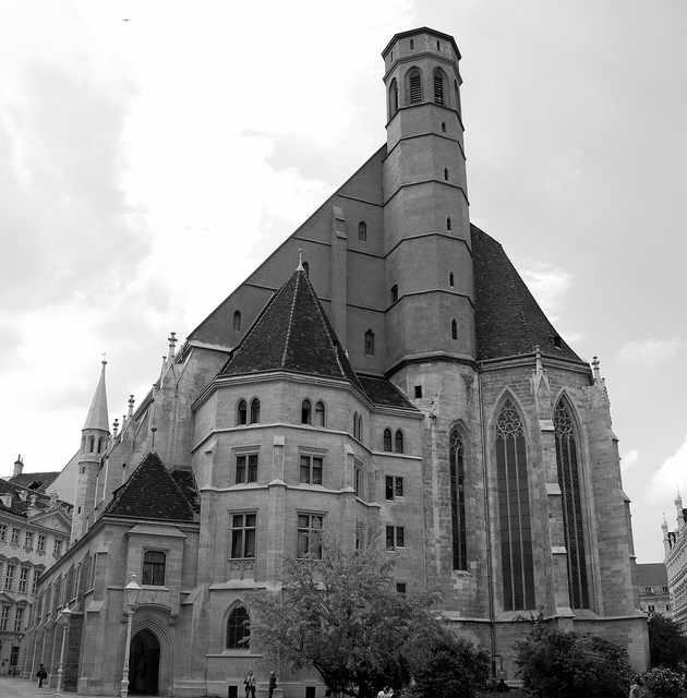 Minoritenkirche © Andrey/Flickr