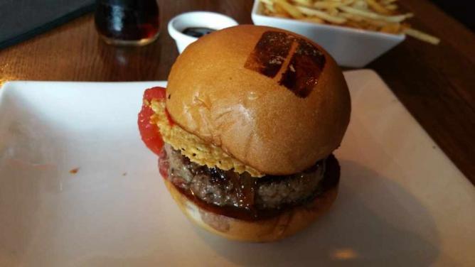 Umami Burger | ©SaadiaAhemd