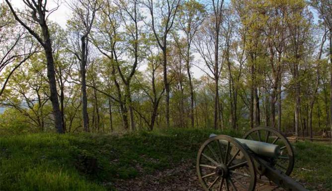 Kennesaw Mountain National Battlefield | © Michael Noirot/Flickr