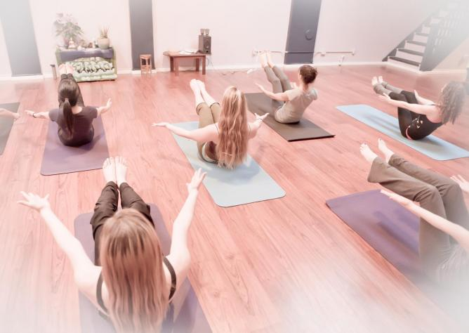 Purusha Yoga | ©Jason Braun/Flickr