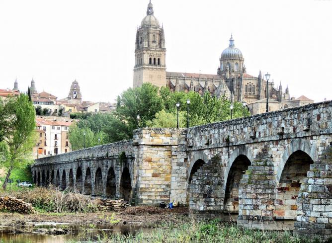 The Roman Bridge   © Jose Luis Cernadas Iglesias/Flickr