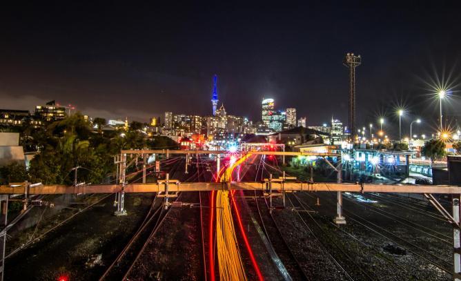 Auckland © Tom Hall/Flickr