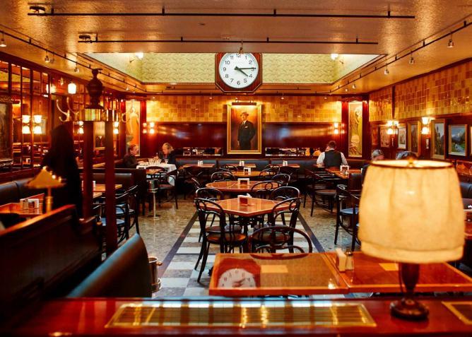 Fischer's Viennese Restaurant | © Fischer's