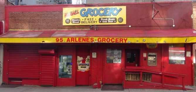 Arlene's Grocery | © Alex Lozupone/WikiCommons
