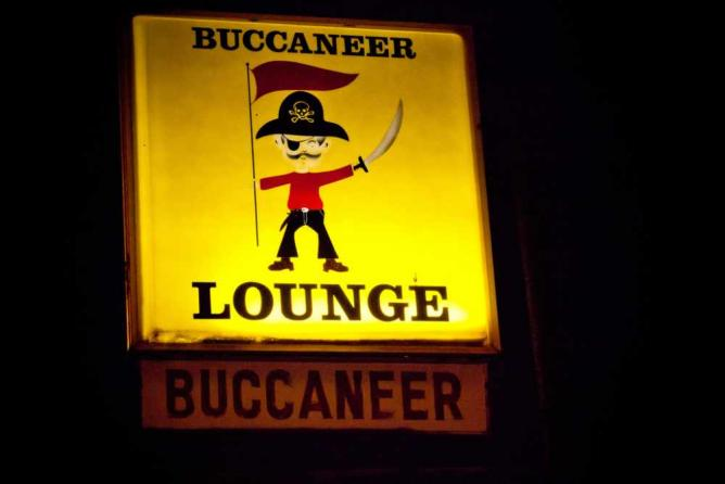 Buccaneer Lounge | © Sean Davis/Flickr