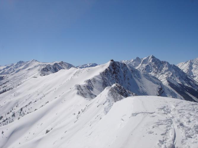 The Aspen Mountains