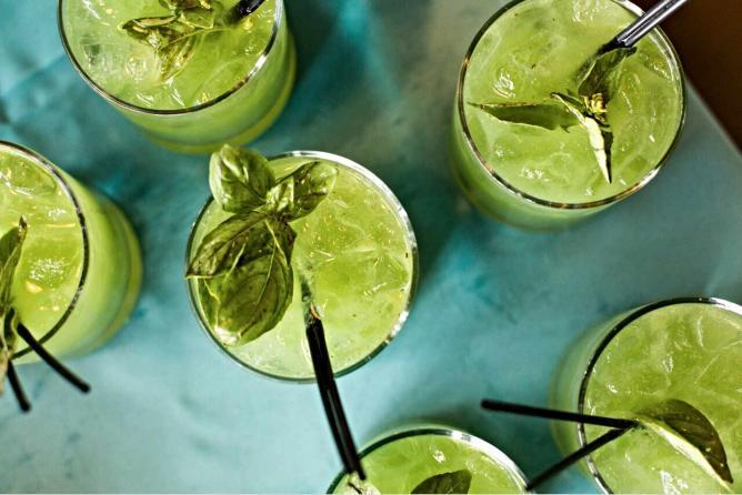 Cocktails of the Farmers Market | ©Amanda Lynn Photography