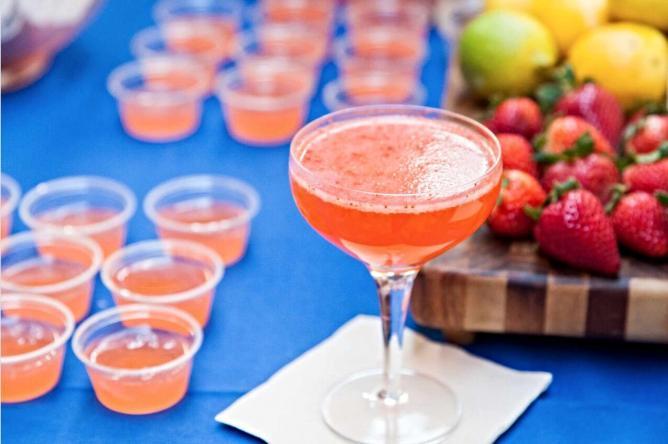 Sample Cocktails | ©Amanda Lynn Photography