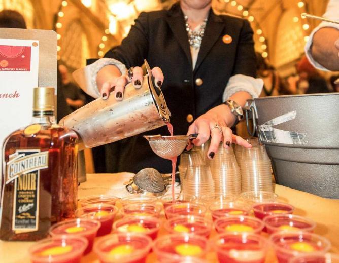 Sample Cocktails | ©Valter Fabiano
