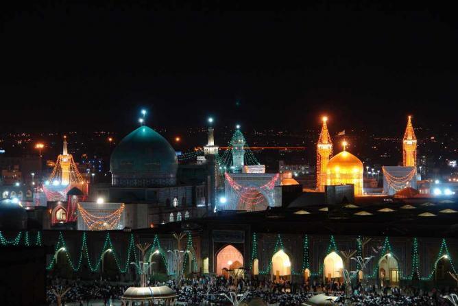 Imam Reza Shrine | © Mohebin14/Wikicommons