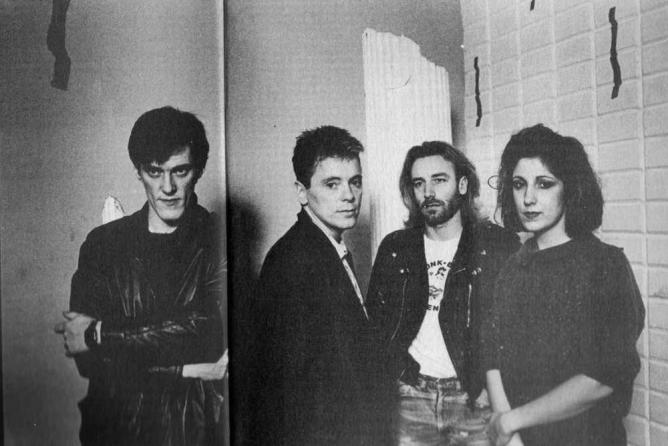 A Creative Commons Image: New Order, 1986   © Barney's Angels/Flickr