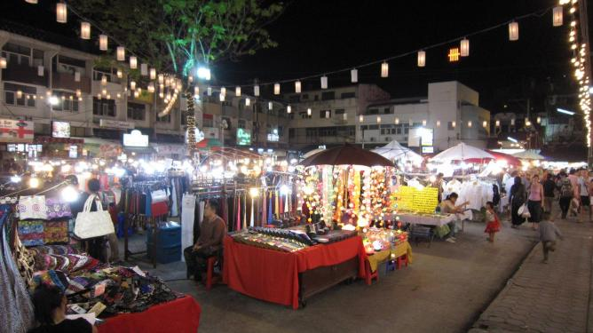 Night Bazar  I © A G Gilmore/Flickr