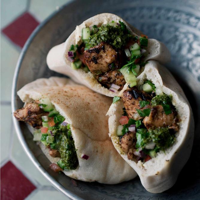 Kebabs at Sesame | © Jonathan Lovekin