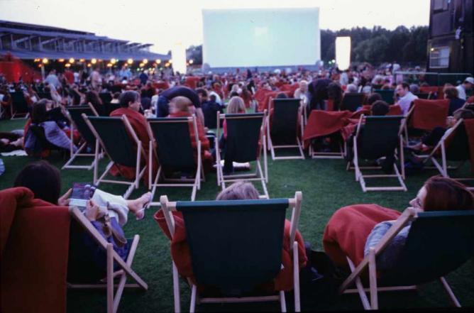 Open air film festival in La Villette | ©Florence Levillain/LaVillette