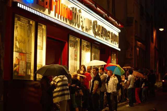 La Filmothèque du Quartier Latin | © martathegoodone/Flickr
