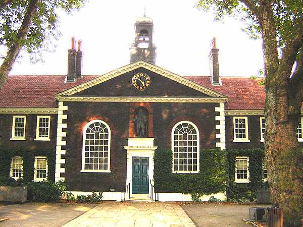 A Creative Commons Image: The Geffrye Museum   © Fin Fahey