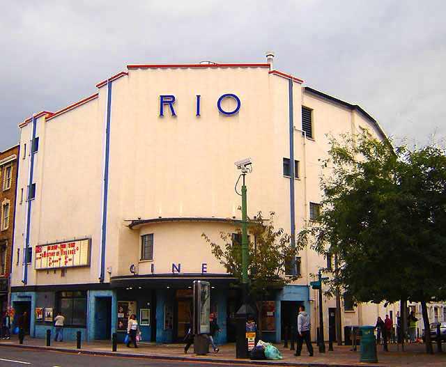 A Creative Commons Image: Rio Cinema   © Fin Fahey