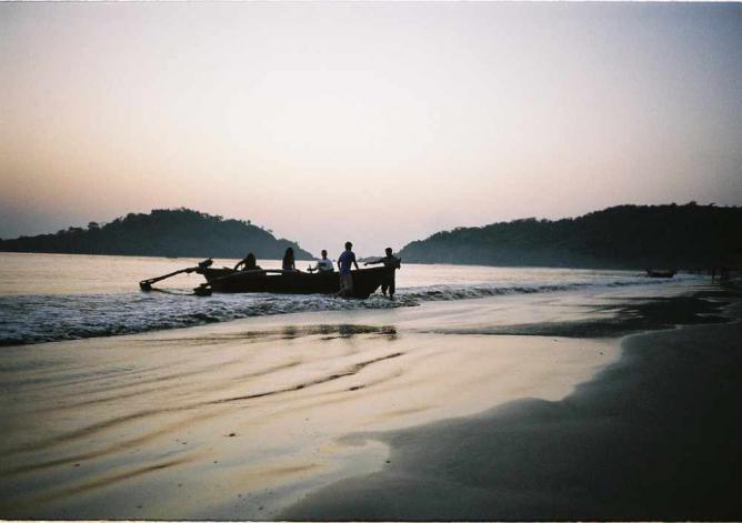 Boat Ride | © Paka /Flickr