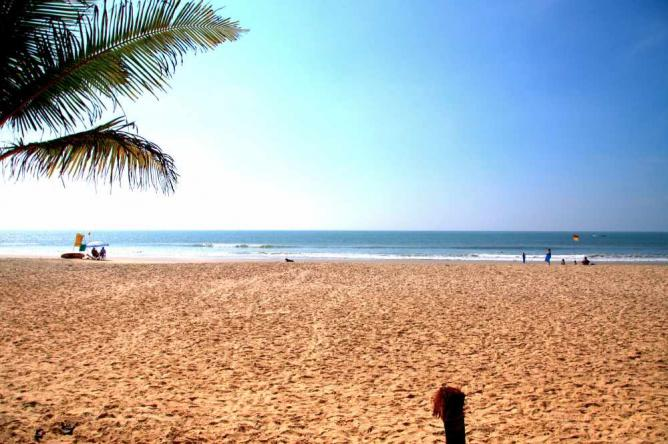 Sernabatim Beach, Colva | © Eustaquio Santimano/Flickr