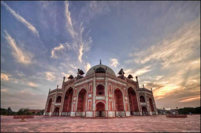 Humayun's tomb revisited | © Soubhagya S Behera /Flickr