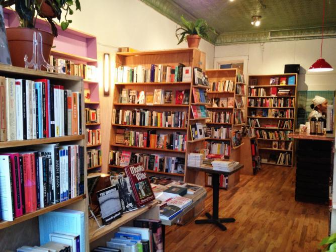 Topos Bookstore | ©Topos Bookstore