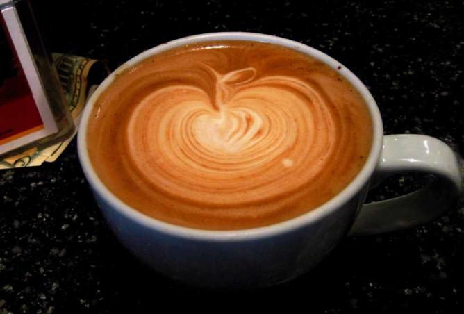 Coffee design at Fluid