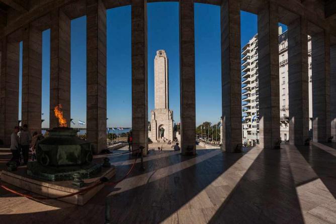 The National Flag Monument Ⓒ sandeepachetan/Flickr