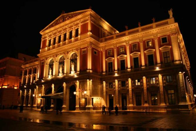 Musikverein © RaSeLaSeD - Il Pinguino/Flickr