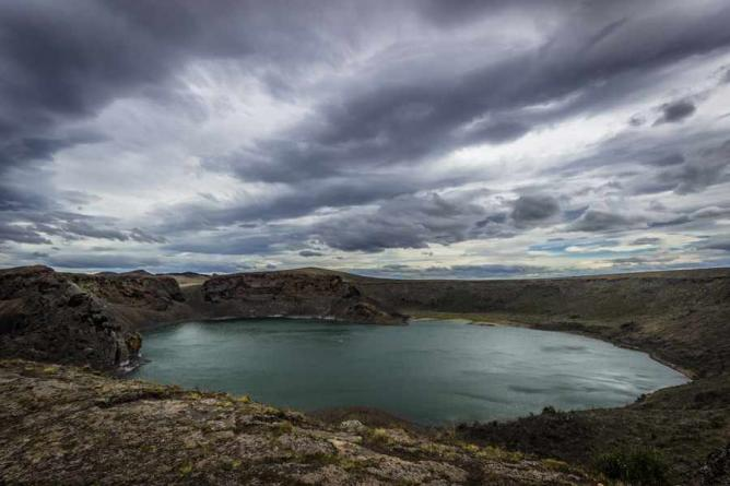 Laguna Azul Ⓒ Adrian Barabino/Flickr