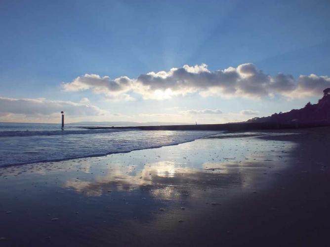 Bournemouth beach | © Lets Go Out Bournemouth.../Flickr
