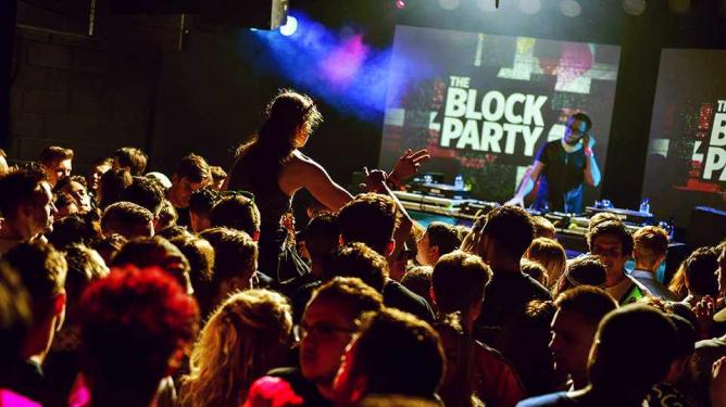 The Old Fire Station hosting The Block Party, Bournemouth's electronic music festival | Courtesy of The Old Fire Station