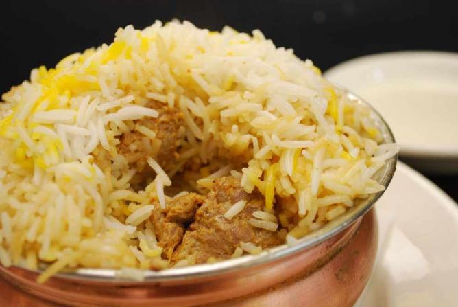 Rice biryani | © Alpha/Flickr